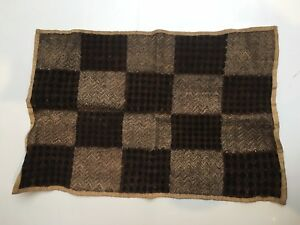 Kuba Cloth 100 Authentic Handmade Size Is 18 1 5x 27