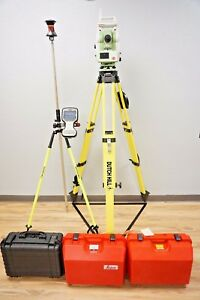 Leica Ts15 P R400 Reflectorless Long Range Bt Robotic Total Station 3 Sec 1203