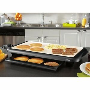 Electric Flat Top Grill Professional Commercial 24 Dura Ceramic Kitchen Griddle
