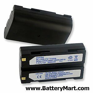 Batteries Empire Quality Replacement For Trimble 29518 38403 46607 52030