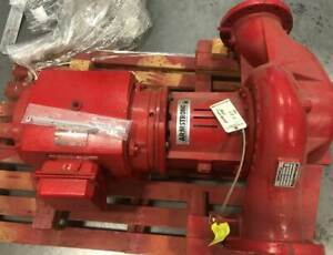 Armstrong Inline Pump 4300tc 8x8x11 5 1500gpm 110ft 60 Hp 1800 Rpm
