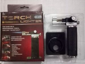 3 Pcs The Hand held Torch Professional Lighter Gs 8292 1300 C 2500 Degrees