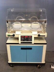 Ohmeda Ohio Care Plus Lr87400 Infant Incubator Medical Healthcare Warmer