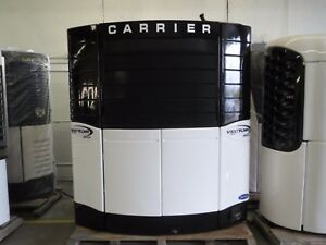 Carrier Vector 1800 Reefer Refrigeration Unit Excellent Cond With Electric Stdby