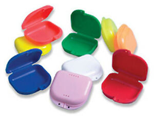 Deluxe Retainer Box 200 Pieces In Assorted Colors bx1090x200