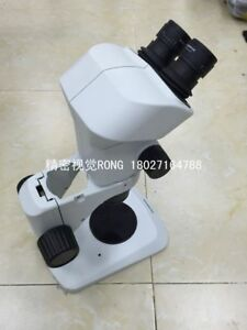 Olympus Szx7 Microscope With Whsz20x h 12 5 Eyepieces df Plan 1x Objective light