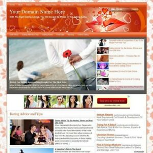 Online Dating Affiliate Business Website For Sale Best Way Earn Money At Home