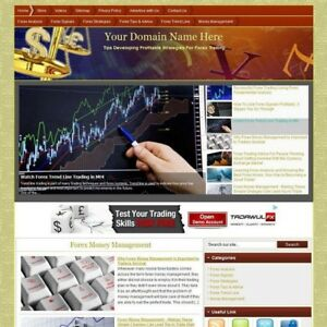 Premium Forex Affiliate Business Website For Sale Best Way Earn Money At Home