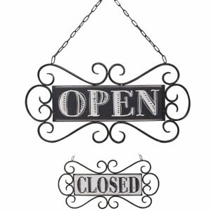 The Vintage Sign Store Business Shop Restaurant General Liquor Open Closing Bar