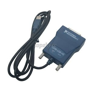 Hot National Instrumens Ni Gpib usb hs Interface Adapter Ieee 488 New In Box