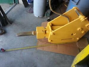 Stanley Hydraulic Impact Hammer Attachment For Excavator backhoe Model mb 695