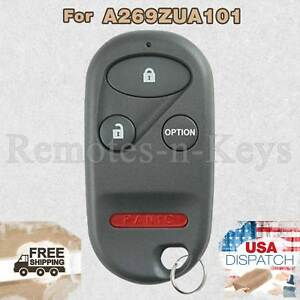 Car Transmitter Remote For 1996 1997 1998 1999 2000 2001 2002 Honda Accord 101