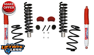 Skyjacker 2 5 Lift Kit W hydro Shock For 07 11 Dodge Nitro 2 4wd 08 12 Liberty