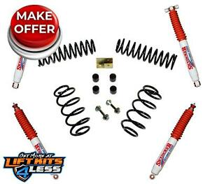 Skyjacker Tj25bph 2 5 Lift Kit W hydro Shocks For 1997 2006 Jeep Wrangler Tj