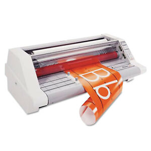 Gbc Heatseal Ultima 65 Laminator 27 Wide 3mil Maximum Document Thickness