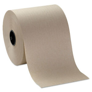 Georgia Pacific Professional Hardwound Roll Paper Towels 7 4 5 X 1000ft Brown 6