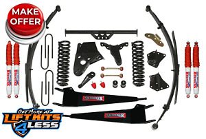 Skyjacker 236r2ks ah 6 Lift Kit W hydro Shocks For 83 1997 Ford Ranger 2wd Gas