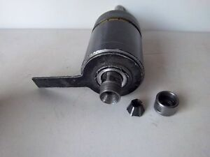 Used Tapmatic R5 6 1 2 M3 m12 Self reversing Ball Drive Tapping Attachment
