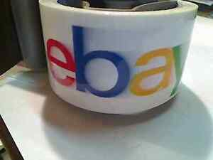 Official Ebay Branded Bopp Packaging Tape Shipping Supplies