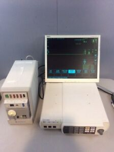 Ge Solar 8000m Patient Monitor 1 Medical Healthcare Monitoring Equipment