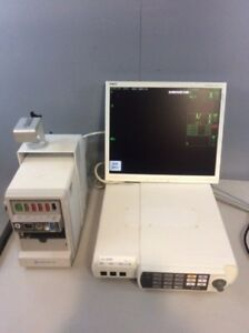 Ge Solar 8000m Patient Monitor 2 Medical Healthcare Monitoring Equipment