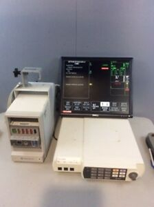 Ge Solar 8000m Patient Monitor 3 Medical Healthcare Monitoring Equipment