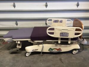 Stryker 4701 Ld304 Birthing Bed 2 Medical Healthcare Hospital Furniture Bed