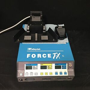 Valleylab Force Fx c Fx cs biomed Certified 3 Month Warranty