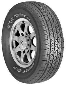 Multi mile Wild Country Sport Xht 235 75r15 105s Owl Ctx64 set Of 2