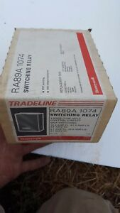 Honeywell New In Box Ra89a 1074 Switching Relay