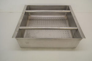 Commercial Stainless Steel Pre rinse Basket