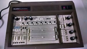 Heathkit Educational Systems Et 1000 Circuit Design Trainer Used