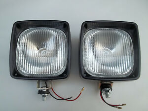 Replacement 24 Volt Caterpillar Excavator Boom Light 311 312 320 Set Of Two