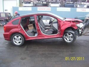 Chassis Ecm Air Bag Excluding Srt4 Without Front Seat Air Bag Fits Caliber 41382