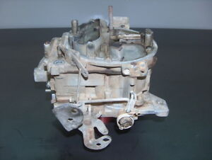1973 Chevy Corvette C K Truck Quadrajet Carter 4 Barrel Qjet Carburetor 7043202
