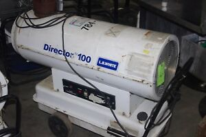 Director 100 Heaters 100 000 Btu Work Space Or Cabin Heat Kerosene