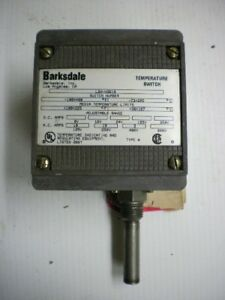Barksdale Temperature Switch L2h h351s