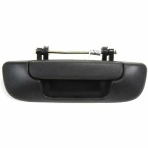 New Tailgate Handle For 02 08 Dodge Ram Textured Black Ch1915110 55276237aa