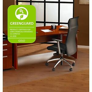Floortex Chairmat Hard Floor Low med Pile Rectangular 60 x118 Cl 1215030019er