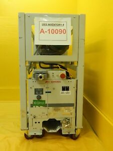 Iqdp80 Edwards Iq7140204 Dry Vacuum Pump System Qmb1200 Used Tested Working