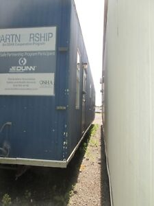 Used 1260 Mobile Office Trailer S 58435 Local Kc Area Delivery