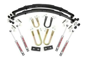 Rough Country Jeep 3 inch Suspension Lift Kit