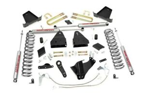 Ford 11 14 F250 4wd 6 Lift Overload Spring Models