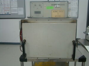Sigma Systems 2429 Aging Oven 120v 12a 900 Psi Industrial