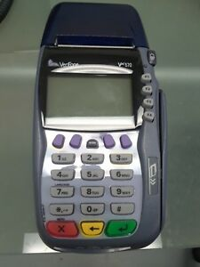 Verifone Vx570 Dual Comm unlocked With Power Supply