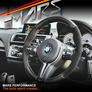 Mars Carbon Steering Wheel For Bmw M Sports F20 F22 F30 F32 F87 F82 F80 M2 M3 M4