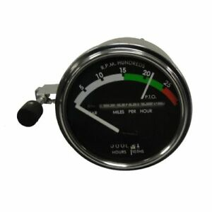 Tachometer For John Deere 2510 2520 3020 4020 Provision For Light
