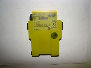 Pilz Pze X4vp 3 24vdc 4n o Safety Relay 777583 Used