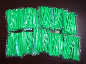Surgical Suction Tips Green Case Of 250 Pieces 1 4 Dental