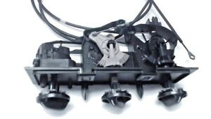 2000 06 Toyota Tundra Heater Ac Control Unit Dash Climate With Knobs 559100c010